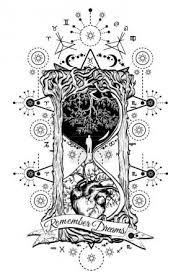 Tetování Hodiny života