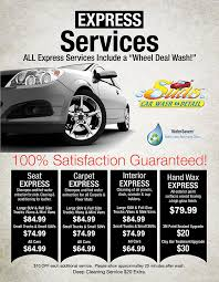 car wash packages automotive boat
