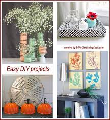 easy diy craft projects to brighten up