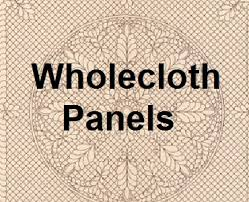 Wholecloth Pre-printed Fabric Panels &  Adamdwight.com
