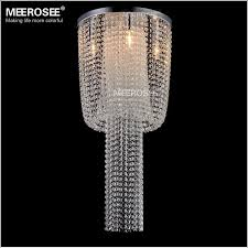 ceiling lights wholer meerosee11 s long size crystal light fixture french empire chandelier re light bedroom aisle porch lamp hallway crystal