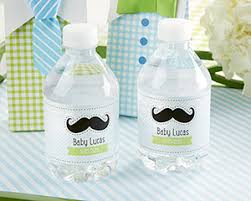 waterbottle labels personalized water bottle labels little man baby shower