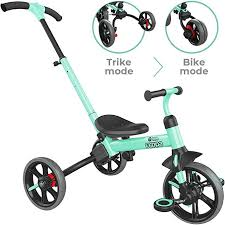 <b>Yvolution</b> Y <b>Velo Flippa</b> 4-in-1 Toddler Trike to Balance Bike | Ages <b>2</b>