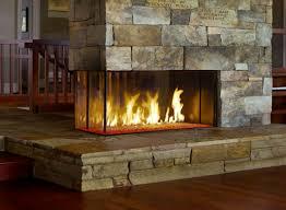 pier fireplace