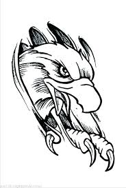 Tattoo Design Coloring Pages Designs Printable Body Art Free For
