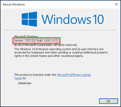 What Version Of Windows 10 Do I Have How To Check Windows 10 Build Techsmith Support