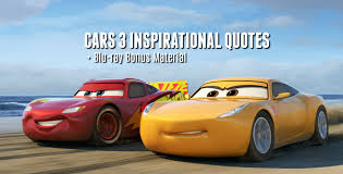 Quotes About Cars Enchanting Cars 48 Quotes Inspirational Quotes For All Ages Bluray Bonus