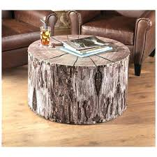 glass dining table with tree trunk base uk tree