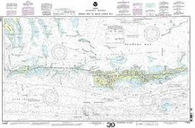 Noaa Charts Florida Keys Details About Noaa Chart Florida Keys Grassy Key To Bahia Honda Key 17th Edition 11453