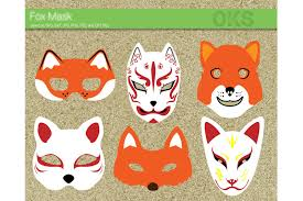 Free vector illustrations & animations. Fox With Mask Clipart Free Fox Silhouette Clip Art Download Free Clip Art Free Clip Maribelle Baebaebox Com