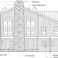 architecture building drawing.  Drawing What Elevation Drawings Show With Architecture Building Drawing N