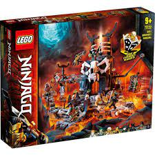 Đồ chơi mô hình lắp ráp LEGO NINJAGO Ngục tối của phù thuỷ Đầu Lâu 71722
