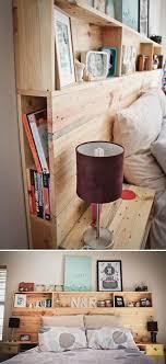 diy bedroom furniture headboard ideas floating shelf elegant 16 diy headboards that can revamp your bed