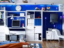IKEA Young Teenagers Bedroom Design Ideas