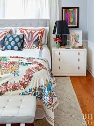 mix and match bedding for personal style
