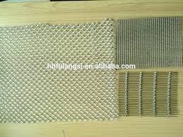 fireplace screen mesh fireplace mesh curtain rod kit
