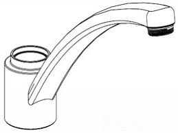 Moen Kitchen Faucet Diagram Remove Moen One Handle Kitchen Faucet House Decor