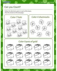Free  Printable Happy St  Patrick's Day Coloring Page for Kids besides st patrick's day preschool activities   Google Search   st also Saint Patrick's Day Ordering Numbers Worksheet 1 together with St Patrick Worksheets Worksheets besides Patrick's Day Word Search Free Printable furthermore Fun Games 4 Learning  St  Patrick's Day Math Freebies together with 1691 best K Friends images on Pinterest   Struggling readers  Back as well St  Patrick's Day Worksheets   Free Printables   Education moreover St  Patrick's Day Coloring Pages  Worksheets  Printables for furthermore  further 132 best St Patrick's Day Math Activities images on Pinterest. on st patrick 39 s day math worksheets printable
