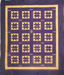Katie's Quilts and Crafts: Crown Royal Quilt Finished! & ... This is quilt-shop quality but, thankfully, replinished at my local  quilt shop (WV Quilt) The Gold is the same brand. I'm sure you can find  this fabric ... Adamdwight.com