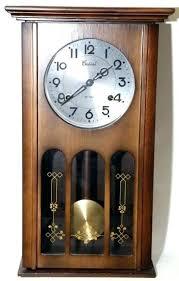 antique pendulum wall clocks manufacturers centurion wooden clock chimes image 1 pend