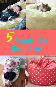 They are portable and very comfy too. Make your own bean bags that are  perfect for kids and even adults too. Super Simple DIY Kids Bean Bag Chair  ...
