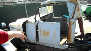 FOR SALE 1928 Chevy Truck HOT ROD project - YouTube