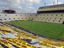 Lsu Tiger Stadium View From South Endzone 422 Vivid Seats