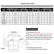 Dress Shirt Mens Size Chart Rldm