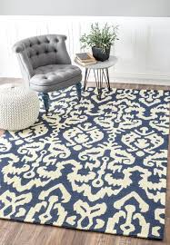 most navy ikat rug deal alert diamond swatch image gallery collection