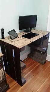How To Build Your Own Computer Desk Best 25 Diy Computer Desk Ideas On  Pinterest Office Computer Long Black Computer Desk