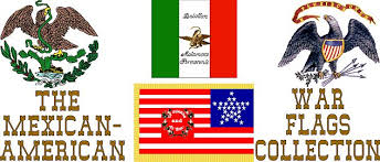 mexican american war flags. Plain American The MexicanAmerican War Flags Collection Inside Mexican American Virtual Armchair General
