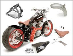 250 bobber wide tire kit for softail models 2000 present
