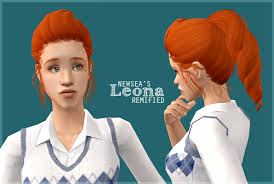 Tigerlily's Sims 2 — poppet-sims: Newsea's Leona, Maxis Match. •...