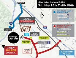Glen Helen Raceway Seating Chart Schedule Of Events Glen Helen Raceway