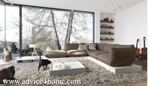 Jordan's Furniture Living Room