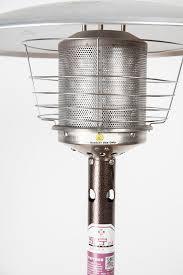 13kw commercial gas patio heaters lpg garden umbrella heaters rainproof