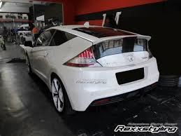 Honda CRZ - JDP Spoiler – Rexxstyling Auto Creation