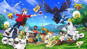 Pokemon Sword and Shield PC Version Full Game Free Download - ePinGi