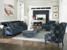 Wing Chairs For Living Room Jonathan Louis Rossdale Shallow Armed Wing Chair Pilgrim