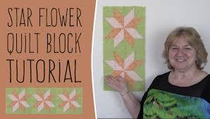 Quilting Blocks: Star Flower Quilt Block Tutorial (Like Lemoyne ... & Quilting Blocks: Star Flower Quilt Block Tutorial (Like Lemoyne Star Quilt)  - YouTube Adamdwight.com