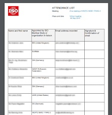 attandance list download reports and attendance list iso helpdesk