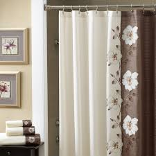 pleasant shower curtain and rug set decorating endearing bathroom sets with 23