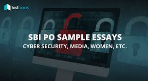 sbi po descriptive paper mains sample essays cyber security etc sbi po descriptive paper mains sample essays cyber security etc