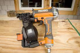 ridgid r175rnf coil roofing nailer