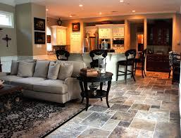 travertine tile living room. Interesting Travertine Travertine Tile Chiseled French Pattern For The Living Room And Kitchen  Floors Ektorp Sofa In Room L