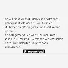 At Herzgreifend Quotes Zitate Deutschezitate