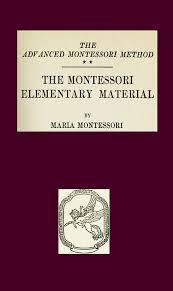 Montessori Elementary Charts The Project Gutenberg Ebook Of The Montessori Elementary