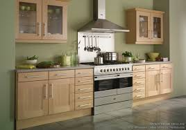 colors green kitchen ideas. Fine Kitchen Shaker Beech Kitchen With Soft Green Walls BritanniaLivingcouk Kitchen DesignIdeasorg Intended Colors Ideas T