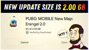 PUBG Mobile 1.0.0 New Update Size is ...