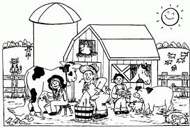printable farm animals th coloring pages car wallpaper